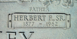 Herbert F Hickey, Sr