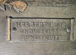 Herbert F Hickey, Jr
