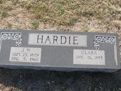 Clara M. Hardie