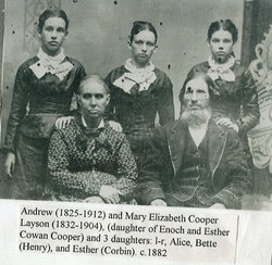 Mary Elizabeth <i>Cooper</i> Layson
