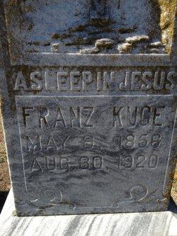 Franz Kuge