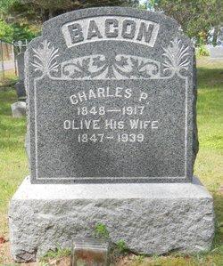 Olive <i>Tiffany</i> Bacon