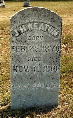 James Hezakiah Keaton