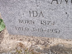 Ida Lena <i>Forster</i> Angehrn