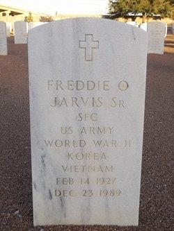 Freddie O Jarvis, Sr