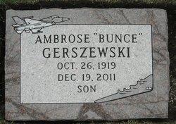 Ambrose Phillip Bunce Gerszewski