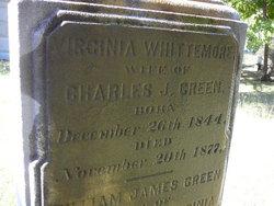 Virginia <i>Whittemore</i> Green