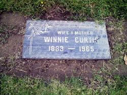Winnie Belle <i>Colby</i> Curtis