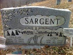 Freelin Thomas Sargent