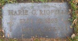 Marie G <i>Gunner</i> Riopelle