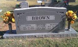 Mary DeLena Lena <i>Luster</i> Brown