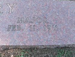 Major Leroy Berry