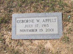 Osborne West Ozzie Appelt