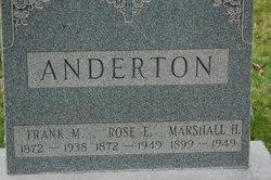 Rose E. <i>Hopkins</i> Anderton