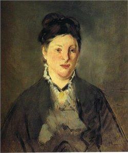 Suzanne <i>Leenhoff</i> Manet