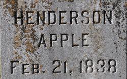 Henderson Apple