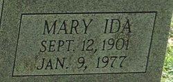 Mary Ida <i>Norman</i> Dulin