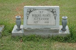 Robert Pierce R.P. Alexander