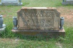 Irene R. Alexander