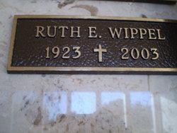 Ruth E Wipple