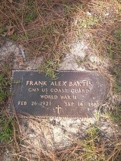 Frank Alex Baktis