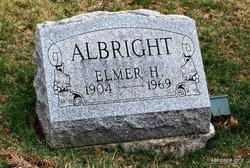 Elmer H Albright