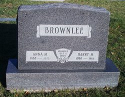 Anna May <i>Miller</i> Brownlee