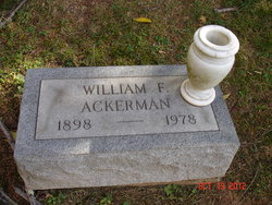 William F. Ackerman