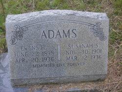 Susanah S. Adams