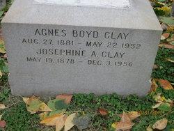 Agnes Boyd Clay