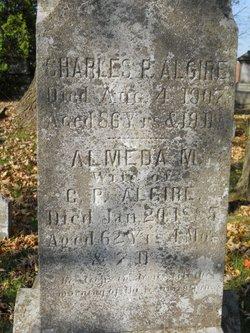 Almeda A. <i>Thompson</i> Algire