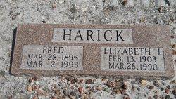 Fred Harick
