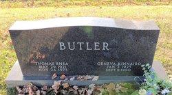 Geneva <i>Kinnaird</i> Butler