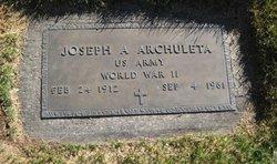 Joseph Adolfo Archuleta