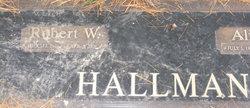Robert W Hallman