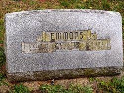 Stella Mae <i>Wehrly</i> Emmons