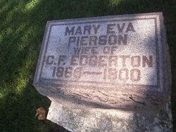 Mary Eva <i>Pierson</i> Edgerton