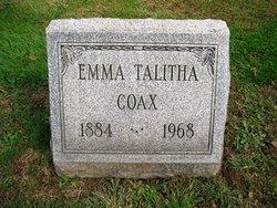 Emma Talitha <i>Dillinger</i> Coax