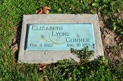 Elizabeth <i>Lyons</i> Conner