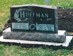 William Albert Bert Huffman