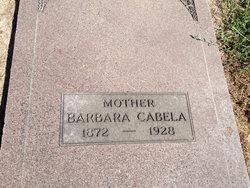 Barbara <i>Tuma</i> Cabela
