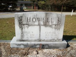 Charles W Howell
