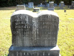 Jane Alvina <i>Seawell</i> Howell