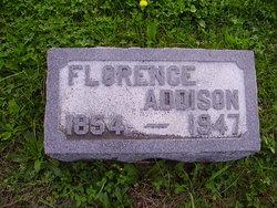 Florence Addison