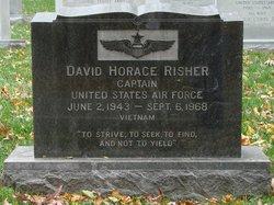 Capt David Horace Risher
