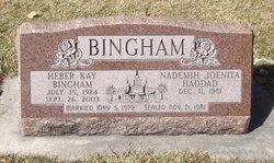 Heber Kay Bingham