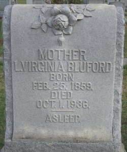 Leonidas Virginia <i>Morgan</i> Bluford