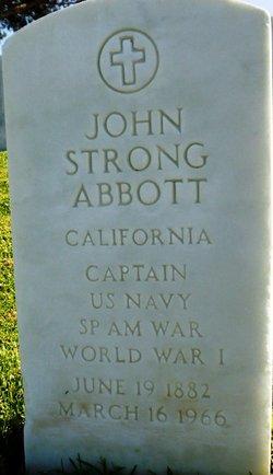 John Strong Abbott