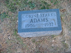 Corine Starks Adams