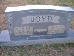 Frocie Lee Boyd